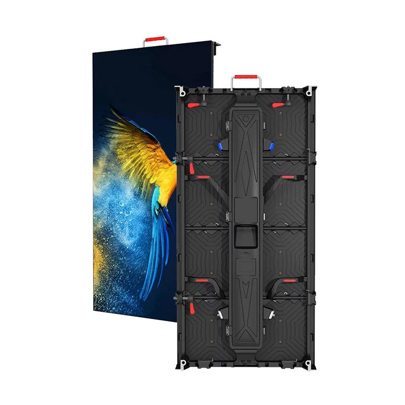 Read more about the article Flexible LED Display | Flexible LED Panel | Ikevisual.com